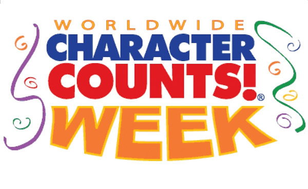 Character Counts Week October 21-28, 2019