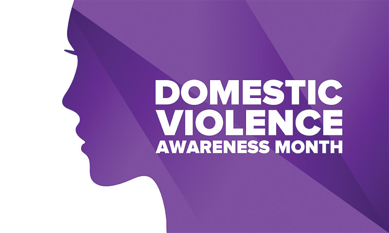 Domestic Violence Awareness Every Month